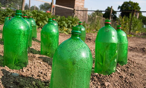 ingenious plastic bottles