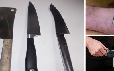 How To Make Your Knife As Sharp As The Devil Himself