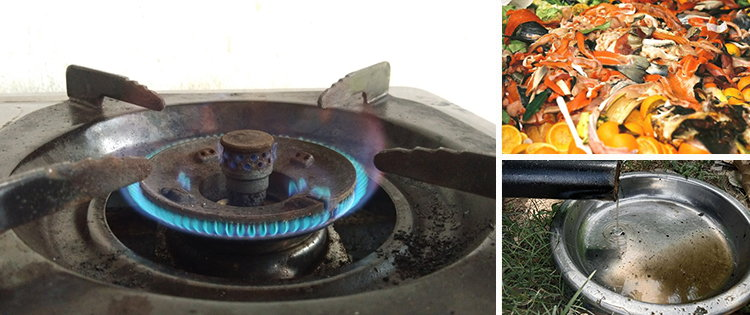 How To Make Bio Fuel From Kitchen Scraps