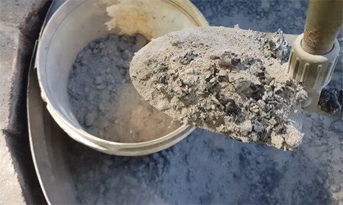 what happens if you ash your garden