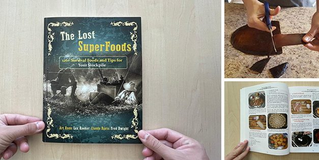 The Lost SuperFoods: Book Review