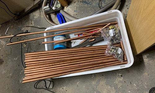 DIY Pond Heater