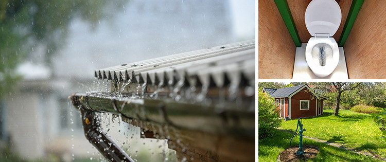 How To Save Every Drop Of Water On Your Property